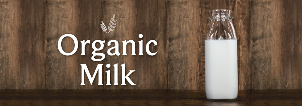 ​Organic Milk at No Extra Charge
