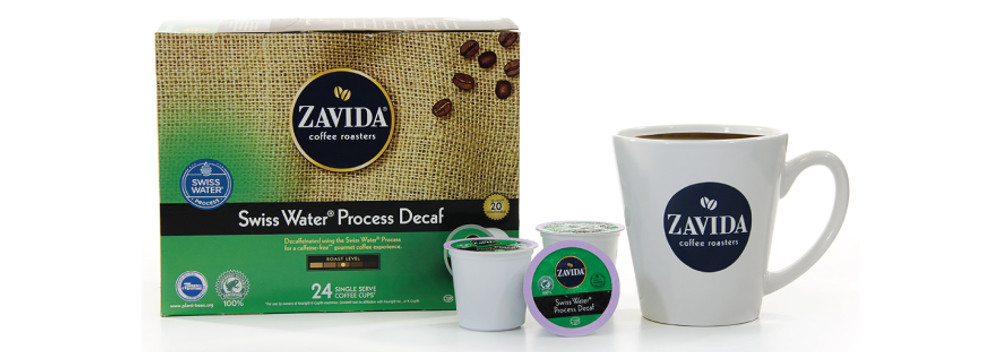 Decaf Coffee Now Available in Single Serve Cups