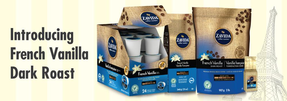 Our Newest Coffee - French Vanilla Dark Roast