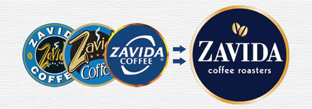  Coffee Evolution: New Zavida Coffee Logo Has Launched