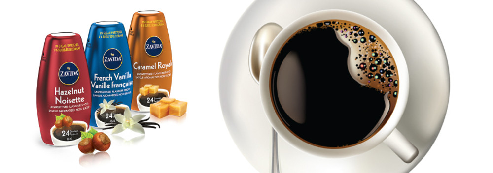 New Unsweetened Liquid Coffee Flavourings
