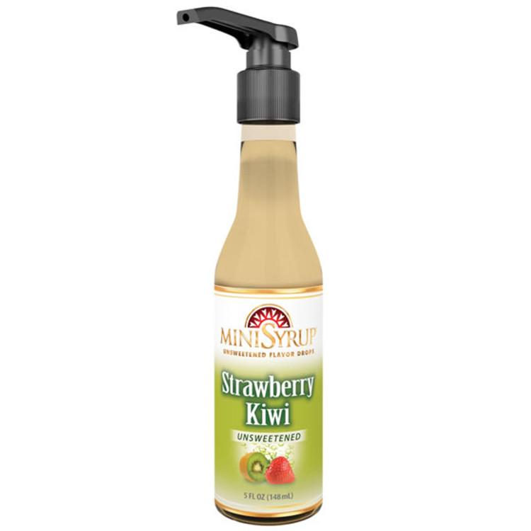 Strawberry Kiwi Flavour Shots