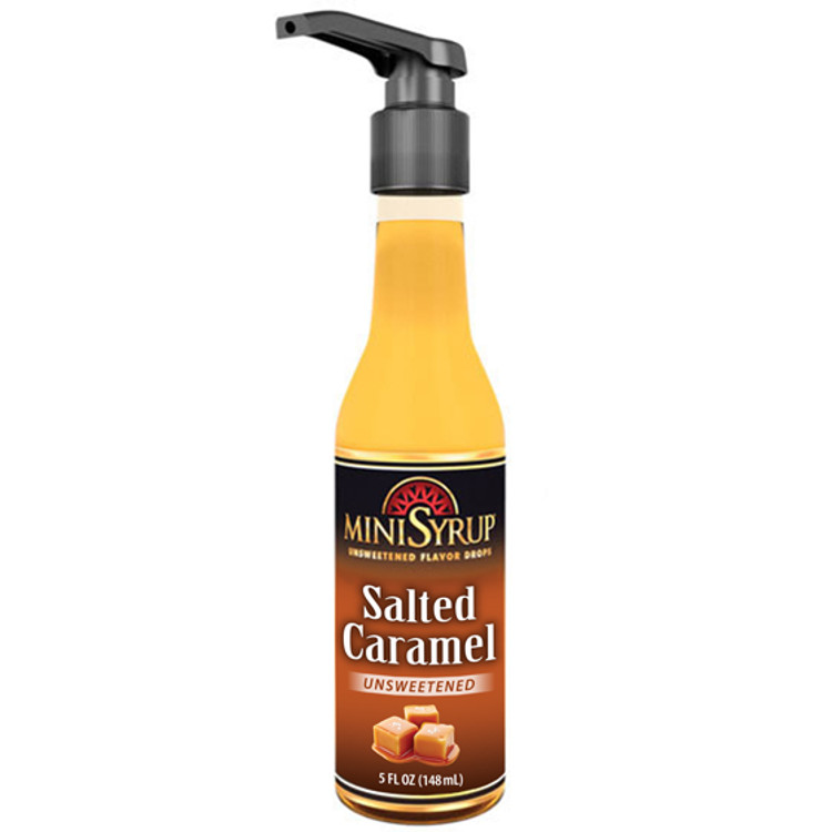 Salted Caramel Flavour Shots