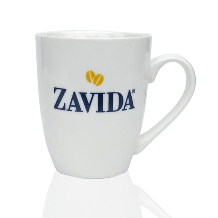 Zavida 12 oz Café Mug