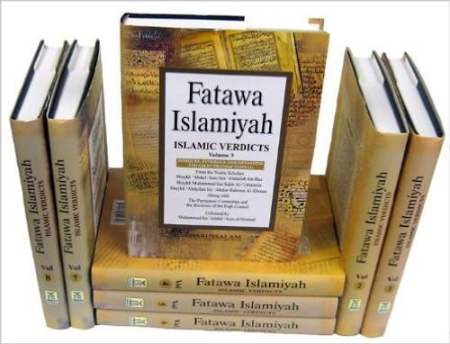 Fatawa Islamiyah (Islamic Verdicts) -(8 Volume Set) By Darussalam