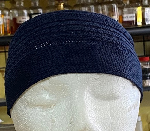 Kufi- (BLUE)- Indonesia Style (ONE SIZE FIT ALL )