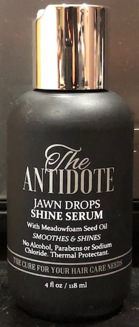 The Antidote (Jawn Drops Shine Serum) -Hair & Beard Oil