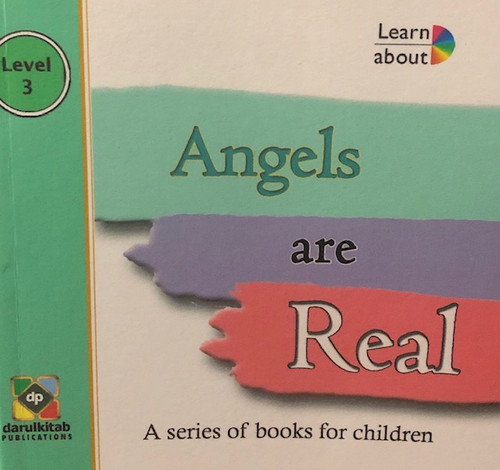 Angels Are Real  By Dar Ul Kitab