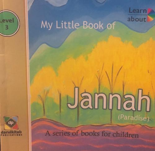 My Little Book Of Jannah (Paradise) By Dar Ul Kitab