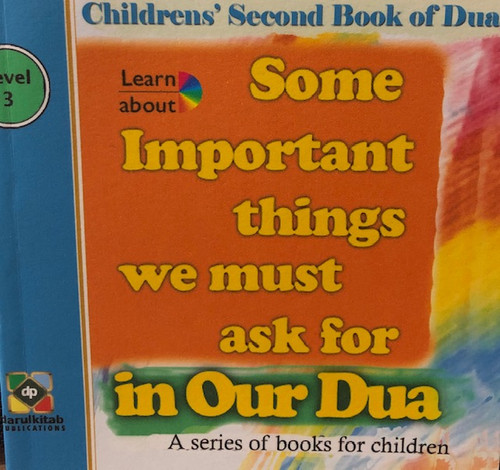 Some Important Things we Must Ask For In Our Dua By Dar Ul Kitab Publication