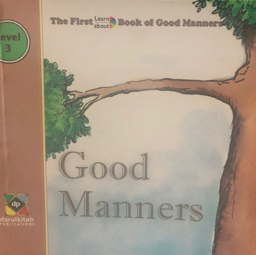 Good Manners By Dar Ul Kitab Publications