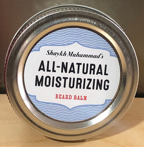 Shaykh Muhammad's All-Natural Moisturizing Hair Balm