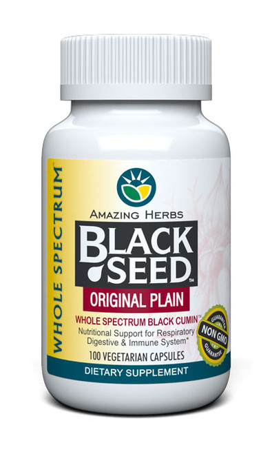 Black Seed Original Plain