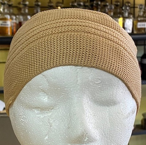 Kufi-(Tan)-Indonesia Style -(One Size Fit All )