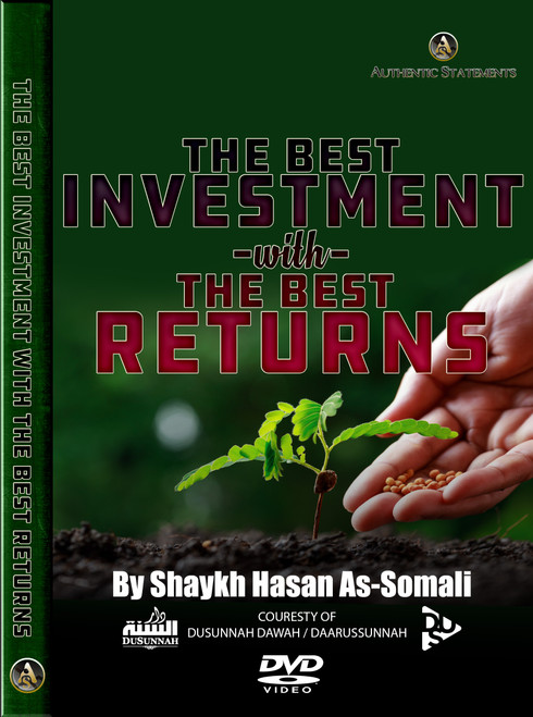 The Best Investment With The Best Returns By Hasan As-Somali
