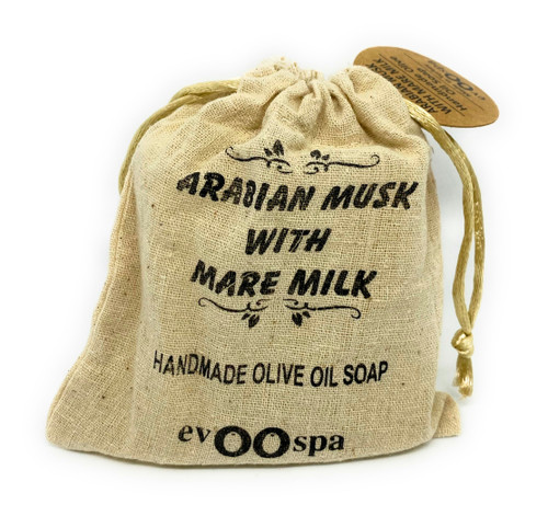 Arabian Musk with Mare Milk – Olive Oil Soap