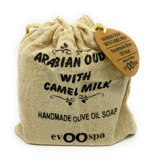 Arabian Oudh with Camel Milk – Olive Oil Soap