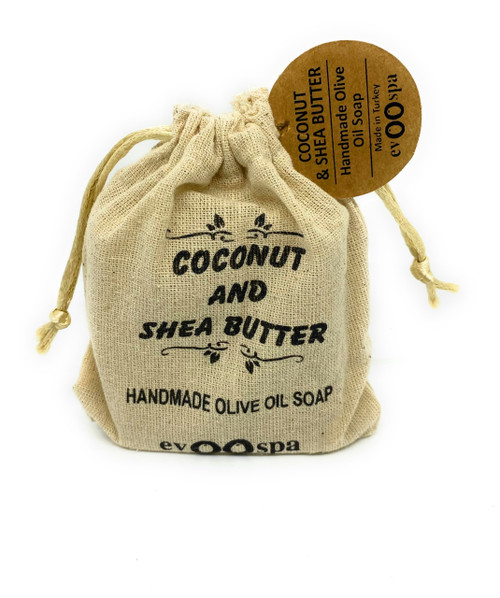 Coconut & Shea Butter – Olive Oil Soap
