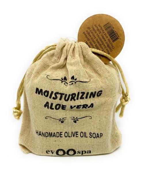 Moisturizing Aloe Vera – Olive Oil Soap