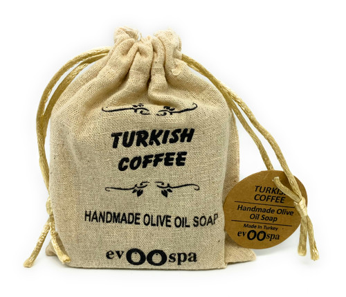 Turkish Coffee – Olive Oil Soap