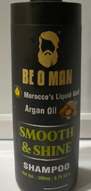 Be O Man (Morocco's Liquid Gold) Argan Oil Shampoo