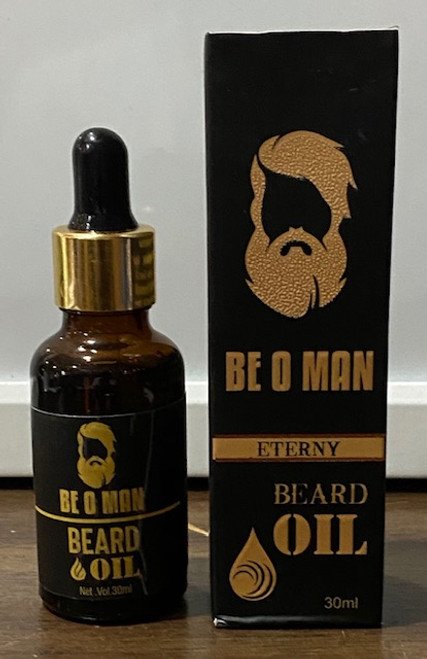 Be O Man / Beard Oil (Fragrance Eternity)