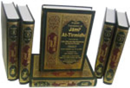 Jami' At-Tirmidhi (6 Vol. Set)