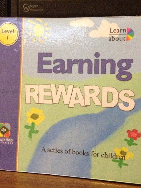 Earning Rewards by Darul kitab Publications