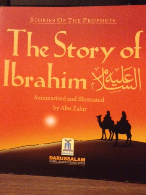 The Story Of Ibrahim by Darussalam