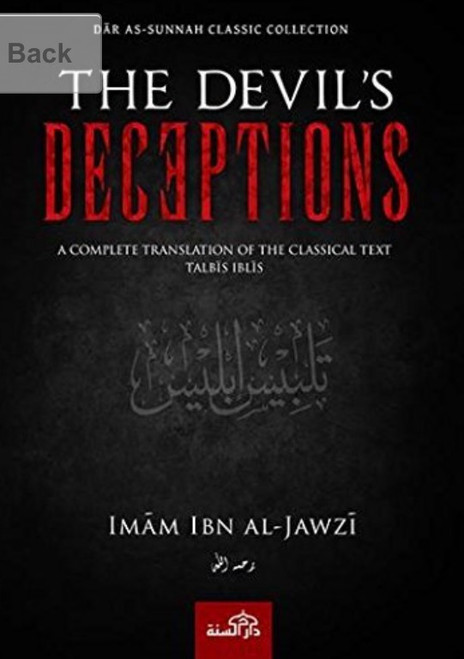The Devil's Deception (Talbis Iblis) By Imaam Ibn Al-Jawzi