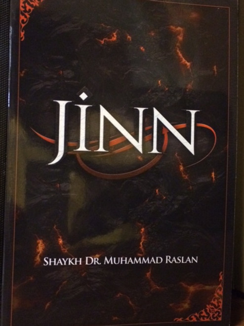 Jinn By Shaykh Dr.Muhammad Raslan