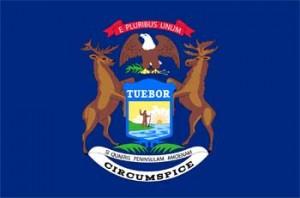 michigan-state-flag