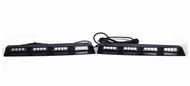 Visor Light Bars