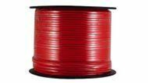 Extreme Tactical Dynamics Red 18 Gauge Primary Power Wire