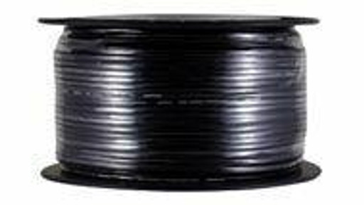 Extreme Tactical Dynamics Black 18 Gauge Primary Ground Wire