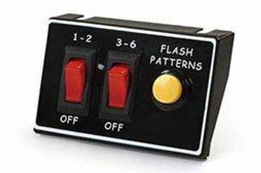 Extreme Tactical Dynamics Mini Power Switch Box For Emergency Vehicle Lighting