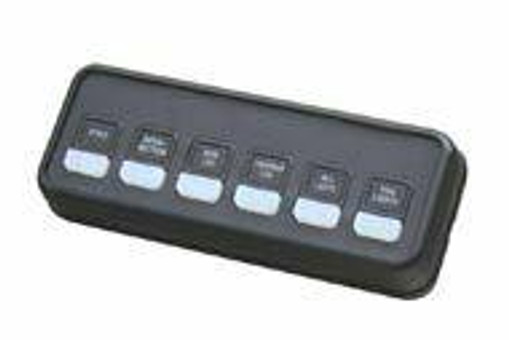 Extreme Tactical Dynamics Digital Power Switch Box For Emergency Vehicle Lighting
