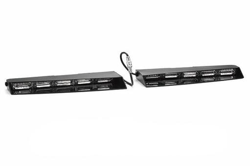 Extreme Tactical Dynamics Stealth 6 Linear LED Visor Light Bar