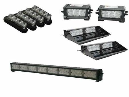 Extreme Tactical Dynamics ETD Complete Centari 100 LED Emergency Vehicle Light Bundle