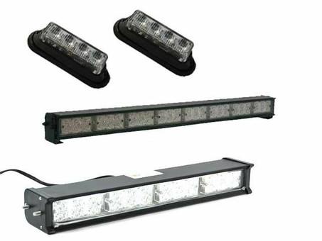 Extreme Tactical Dynamics ETD Stock Centari 80 LED Emergency Vehicle Light Bundle