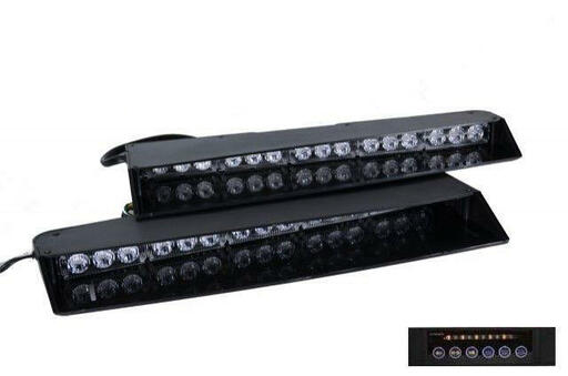 Extreme Tactical Dynamics Stealth 3 TIR LED Visor Light Bar