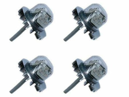 Extreme Tactical Dynamics Hideaway 9 LED Strobe Light 4 Piece Multi-Pack