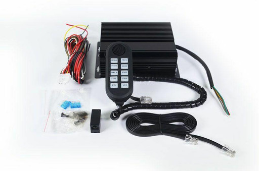 Extreme Tactical Dynamics 100 Watt YELP Police and Emergency Vehicle Siren