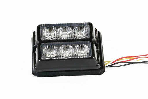 Undercover 3 DS TIR LED Grille and Surface Mount Light