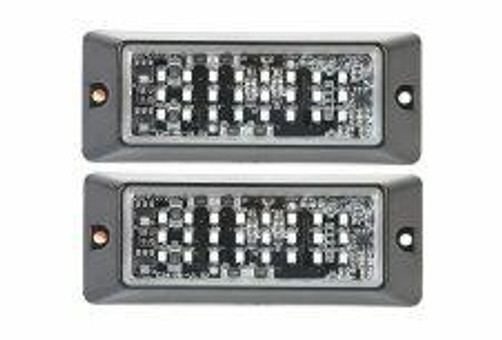 E-24 Grille and Surface LED Strobe Light 2 Multi-Pack
