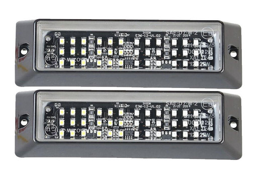 Extreme Tactical Dynamics E-36 Grille and Surface Mount 2 Multi-Pack