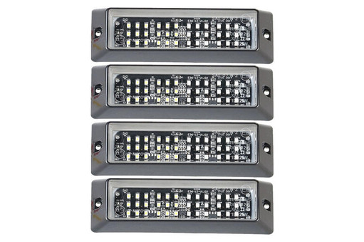 Extreme Tactical Dynamics E-36 Grille and Surface Mount 4 Multi-Pack