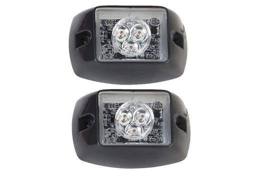Extreme Tactical Dynamics Halo ONE TIR LED Grille and Surface Mount 2 Multi-Pack