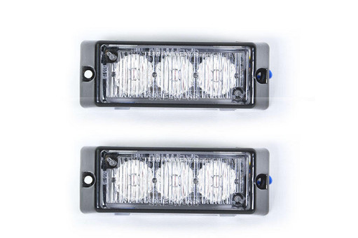 Extreme Tactical Dynamics Halo 3 TIR LED Grille and Surface Mount 2 Multi-Pack