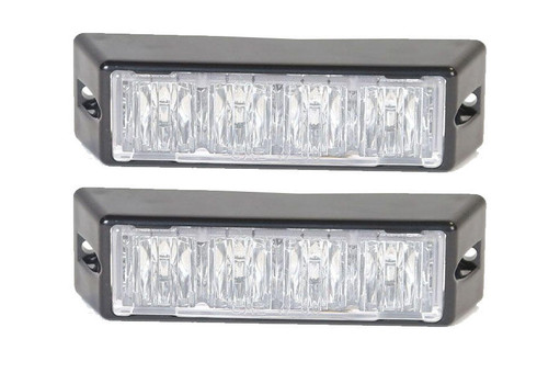 Extreme Tactical Dynamics Halo 4 TIR LED Grille and Surface Mount 2 Multi-Pack